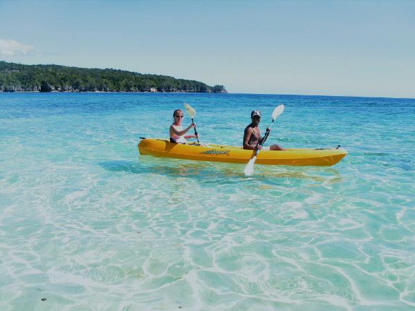 Kayakinghapitokbeach Kayaking